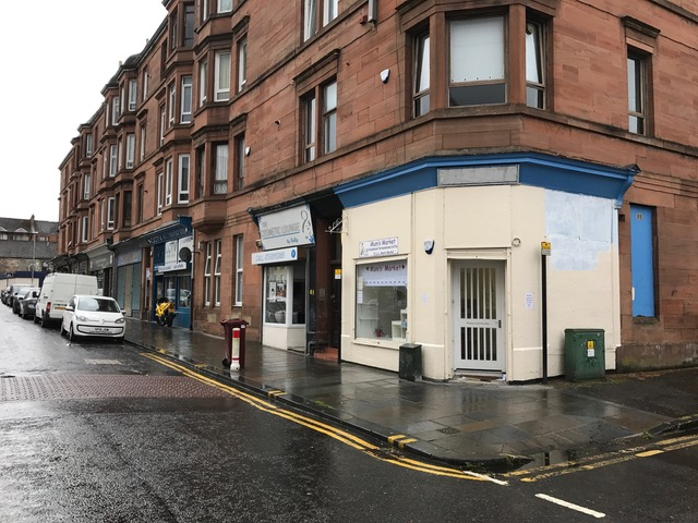 Commercial property for rent – Rutherglen